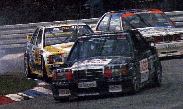 Mercedes EVO II DTM